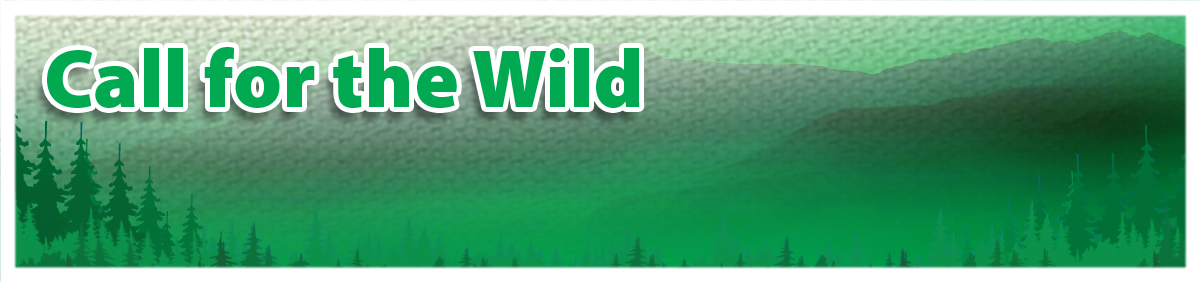 Call for the Wild banner