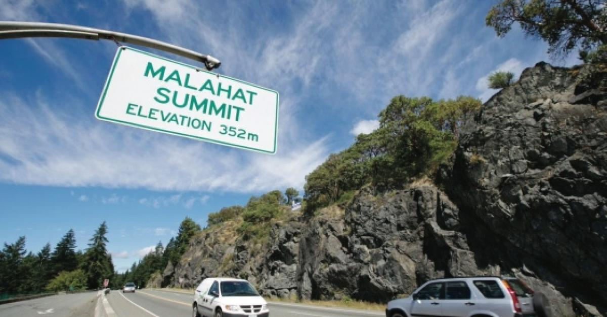 Outrage greets road-only solutions for Malahat | Wilderness